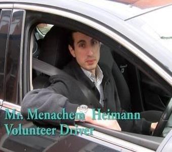 Picture of Mr Menachem Heimann